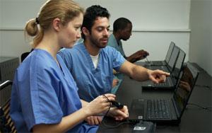 La soluzione di addestramento agli ultrasuoni SonoSim è un programma di allenamento per ecografia portatile ed economico