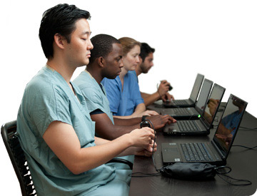 Online Ultrasound education for simcenters, training hospitals and diagnostic medical sonography programs