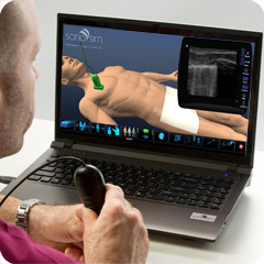Ultrasound Simulator for Primary Care Package