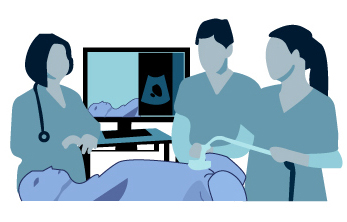 SonoSim Ultrasonography Training Program with Real Patient Simulation
