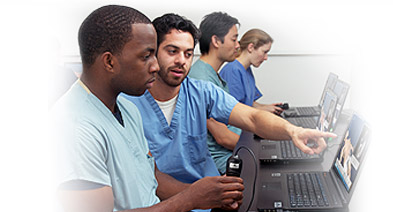 Ultrasound Training for Simulation Centers and Large Groups
