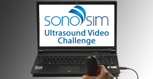 Ultrasound training for residents or medical students