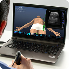 Ultrasound Simulator for Soft Tissue: Core Clinical Module