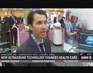 CBS Affiliate WWL News in New Orleans Reports on SonoSim at IMSH 2015