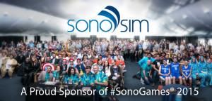 SonoSim at SAEM2015 SonoGames in San Diego