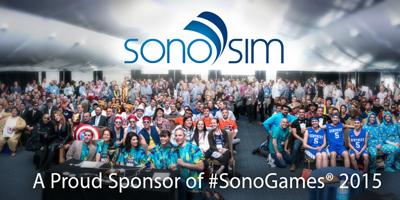 SfonoGames with SonoSim, IMSH 2015