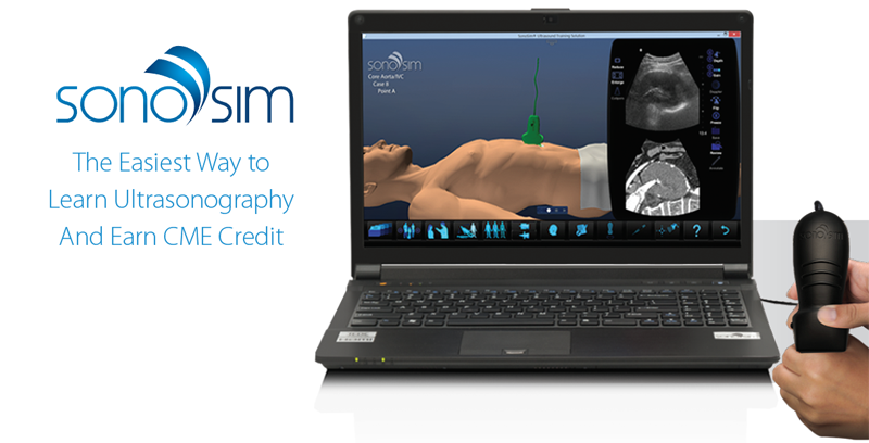 Earn Ultrasound CME Credit