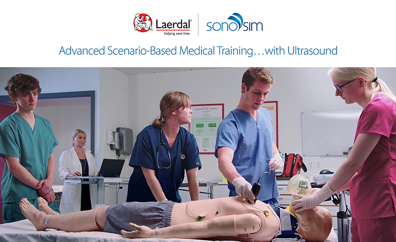 SonoSim Ultrasound Simulation Training