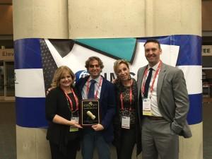 SonoSim International Names EMAC S.r.l. 2015 Distributor of the Year