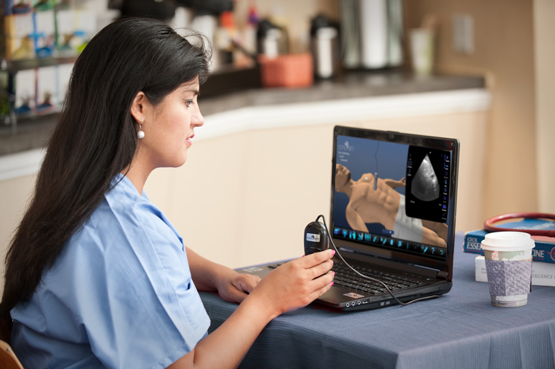 Ultrasound education anytime, anywhere, for CME Credit