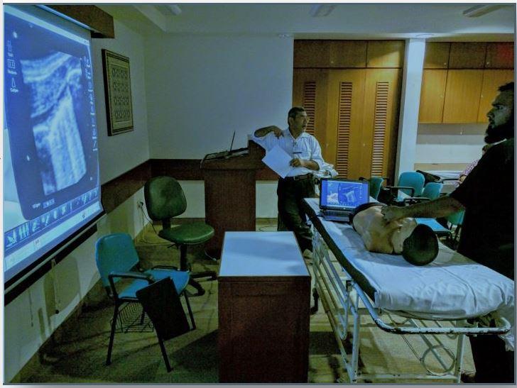 Medinostic ultrasound event