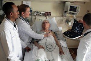 Ultrasound Training for IM Residents