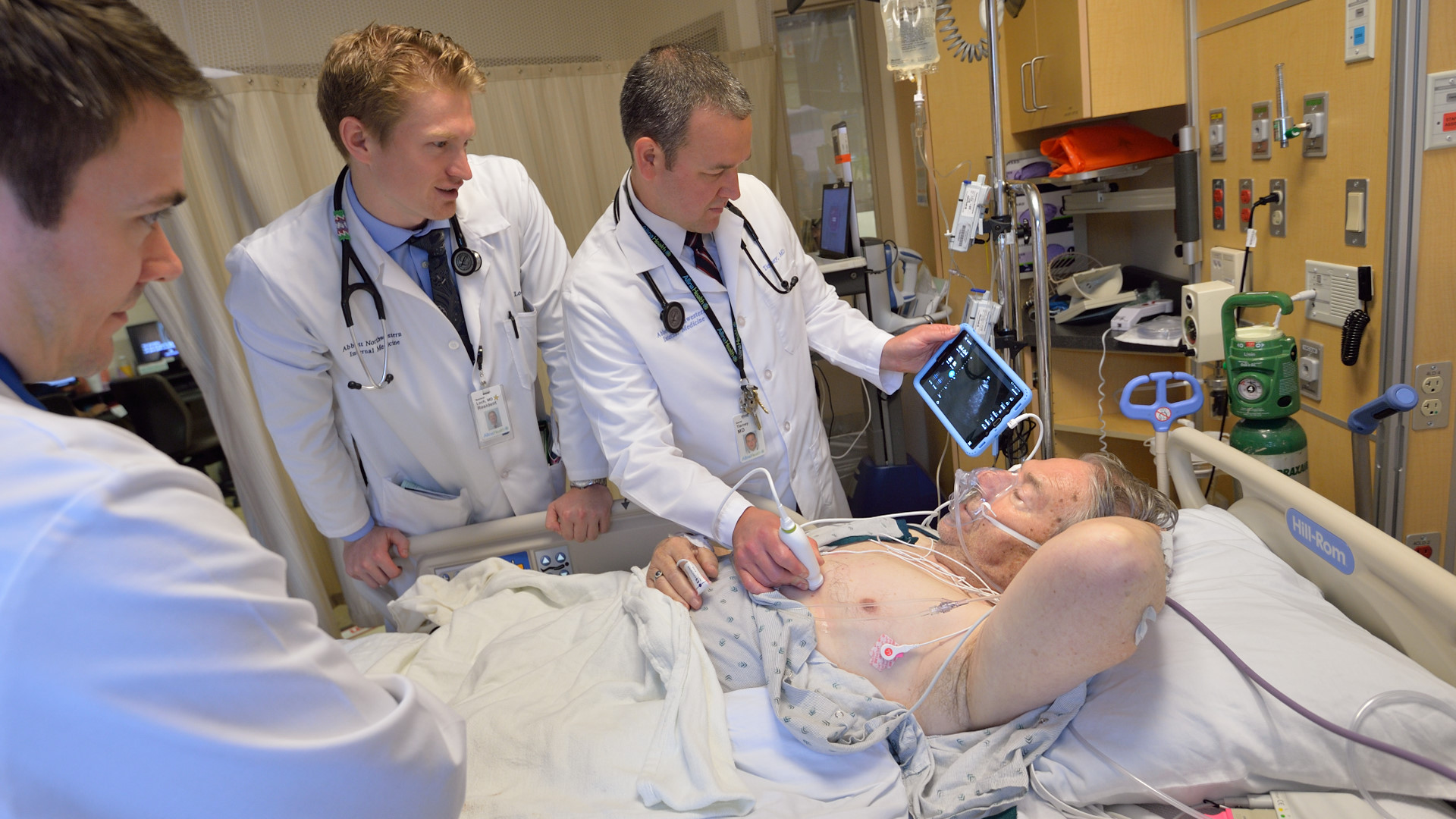 Defining Internal Medicine Bedside Ultrasound at Abbott
