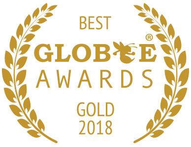 Logo del Premio Globee
