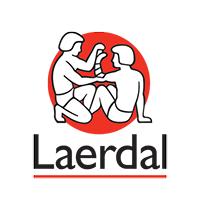 Logotipo de Laerdal