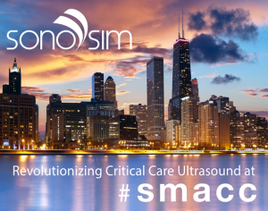 SonoSim at SMACC 2015