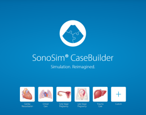 SonoSim unleashes creativity of medical educators with SonoSim® CaseBuilder
