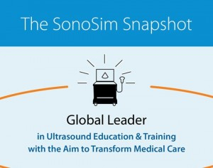 A Brief Look at SonoSim's Accomplishments