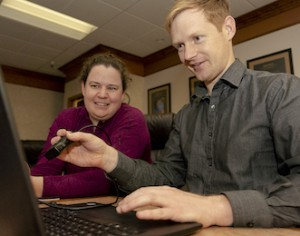 Idaho State University Students Cross Train Using Latest In Ultrasound Technology