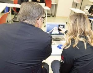 La Cummings Foundation supporta l'uso continuato della tecnologia SonoSim presso Trocaire